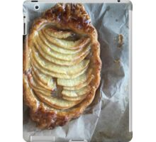 French Apple Pastry iPad Case/Skin