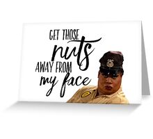 Sassy Queen Greeting Card