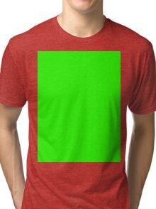 Green Screen Tri-blend T-Shirt