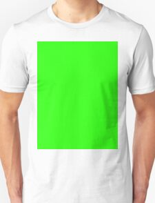 Green Screen Unisex T-Shirt