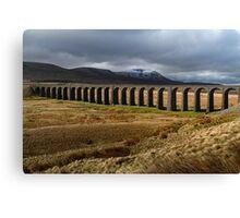 Ribblehead Viaduct Canvas Print