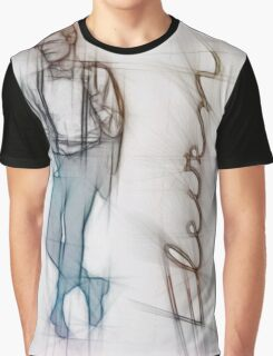 The Eleventh Doctor in Pencil Sketch Graphic T-Shirt