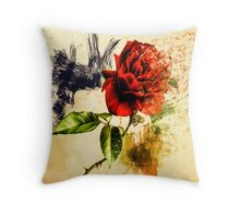 Every Rose Has ItsThorn Throw Pillow