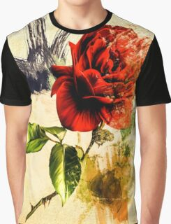 Every Rose Has ItsThorn Graphic T-Shirt