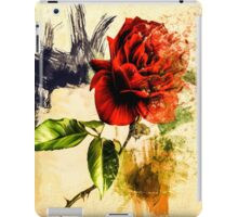 Every Rose Has ItsThorn iPad Case/Skin