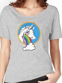 Drunk Unicorns Make Rainbows! Women's Relaxed Fit T-Shirt