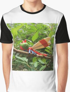 A Wild Yanma Appears! Graphic T-Shirt
