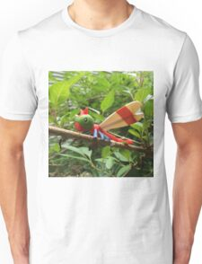 A Wild Yanma Appears! Unisex T-Shirt