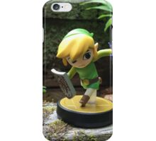 Link Explores the Forest Temple iPhone Case/Skin