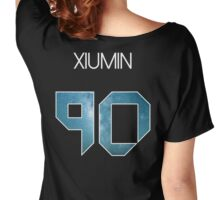 EXO - Xiumin '90 Galaxy Jersey Women's Relaxed Fit T-Shirt