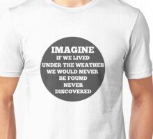 No Transitory. Unisex T-Shirt