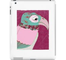Wally bird/Parrot design iPad Case/Skin