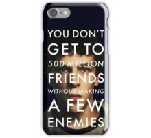 The Social Network iPhone Case/Skin