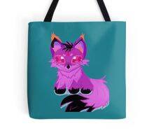 Foxy Day of the Dead Tote Bag