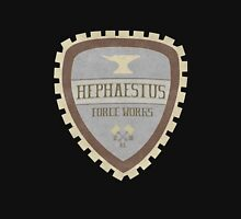 Hephaestus Forge Works Mens V-Neck T-Shirt