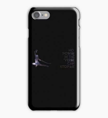 River Tam - No Power in the 'Verse (Version B) iPhone Case/Skin