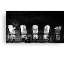 Baker Street station Canvas Print