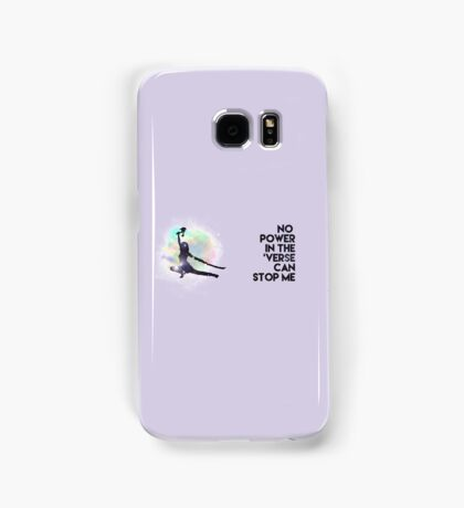 River Tam - No Power in the 'Verse (Colorful Cosmos) Samsung Galaxy Case/Skin