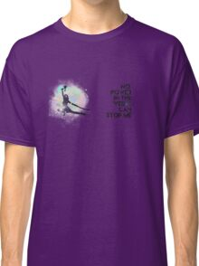 River Tam - No Power in the 'Verse (Colorful Cosmos) Classic T-Shirt