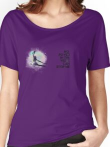 River Tam - No Power in the 'Verse (Colorful Cosmos) Women's Relaxed Fit T-Shirt