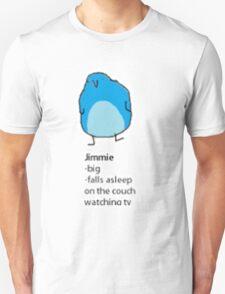 bird meme jimmy T-Shirt
