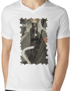 Dorian Tarot Card 2 Mens V-Neck T-Shirt