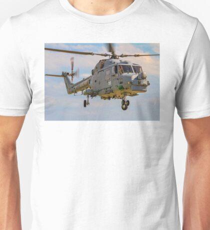 Westland Lynx HMA.8SRU XZ726/316 Unisex T-Shirt