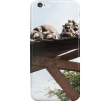 Sleeping Lemurs iPhone Case/Skin