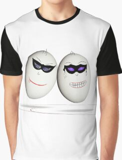 Eggs Graphic T-Shirt