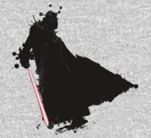 Cool Star Wars Darth Vader Ink Splatter Kids Clothes