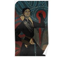 Cassandra Tarot Card 2 Poster