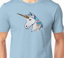 holographic rainbow unicorn Unisex T-Shirt