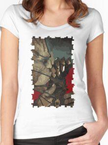 Iron Bull Tarot Card 2 Women's Fitted Scoop T-Shirt