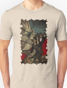 Iron Bull Tarot Card 2 Unisex T-Shirt