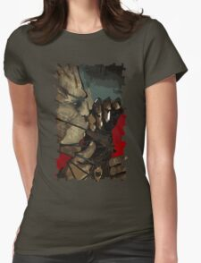 Iron Bull Tarot Card 2 Womens Fitted T-Shirt