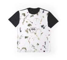 Girls' Generation (SNSD) Flower 2016 Graphic T-Shirt