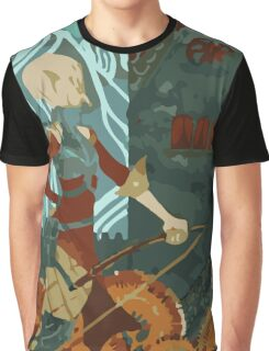 Sera Tarot Card 2 Graphic T-Shirt