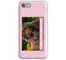Clueless Hotline iPhone Case/Skin