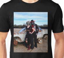 Broken down. Unisex T-Shirt