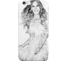 Sarah Jessica Parker  iPhone Case/Skin