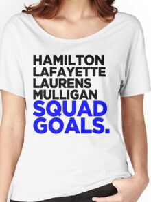 Hamilton - Squad Goals 2.0 Women's Relaxed Fit T-Shirt