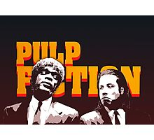 PULP FICTION Photographic Print