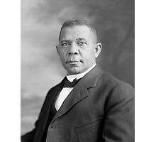 Booker T. Washington Photographic Print