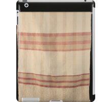 Strawberry oatmeal inspired weaving iPad Case/Skin
