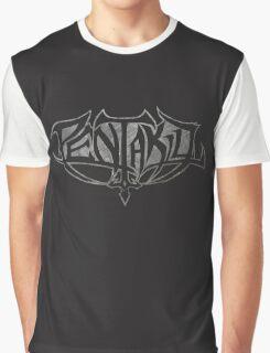 Pentakill Heavy Metal Graphic T-Shirt