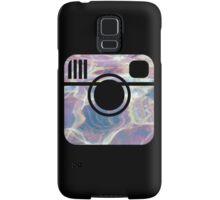 holographic instagram logo Samsung Galaxy Case/Skin