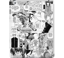 My Manga-reading Journey iPad Case/Skin