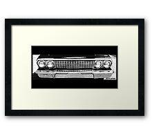 62 Impala Framed Print