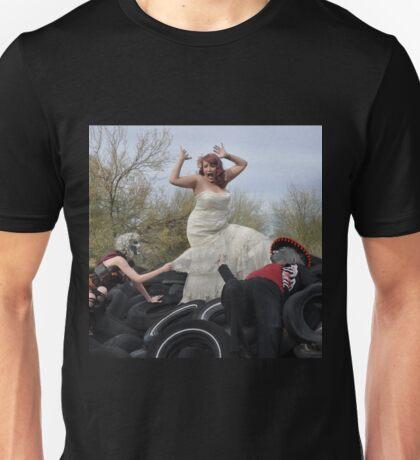 Zombie Scream Unisex T-Shirt