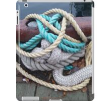 Knotted iPad Case/Skin